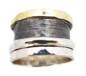 Triple Play Spinning Ring