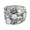 Twist and Shout Sterling Silver ring
