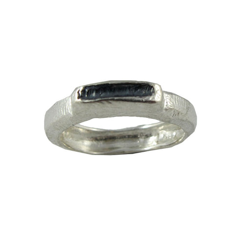 Just Silver Ring - Bar