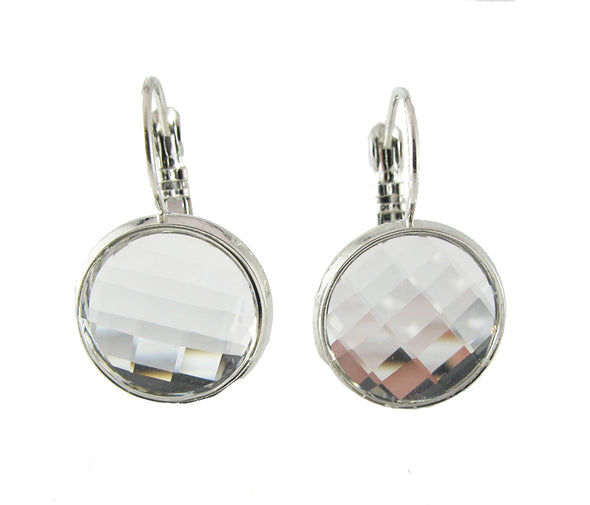 Facet your Earrings - Clear