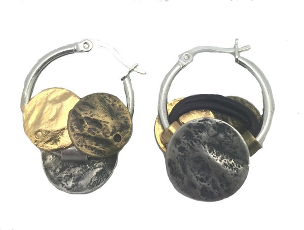 Around in Circles Earrings