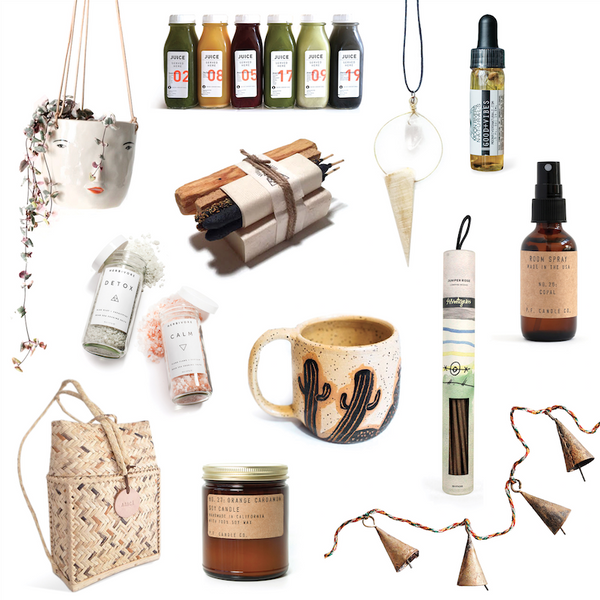 GIFT GUIDE #3: FOR THE MIND & BODY