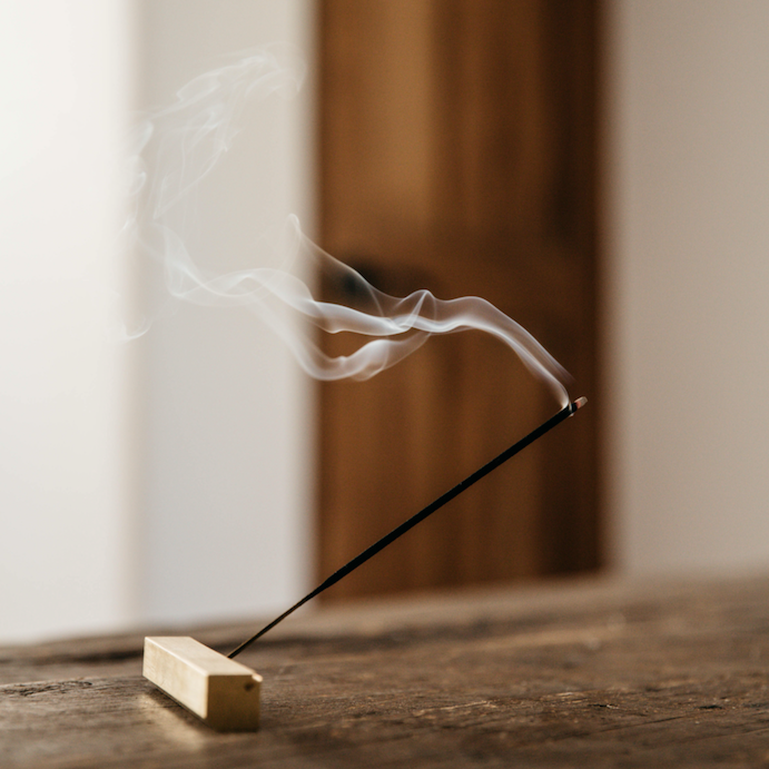 NEW TO THE LINE: INCENSE
