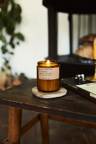 P.F. Candle Co. Campfire Vault Release