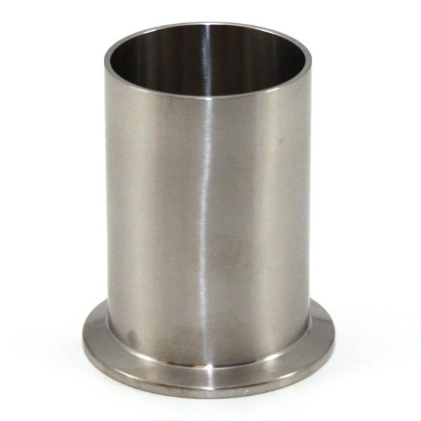 "3.000"" Light Duty Tank Ferrule 304 Stainless (14WLMP)"