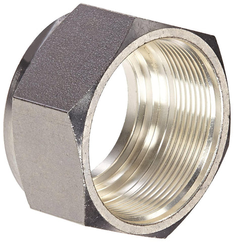 ".375"" (3/8"") Compression Nut 316 - Ace Stainless Supply"