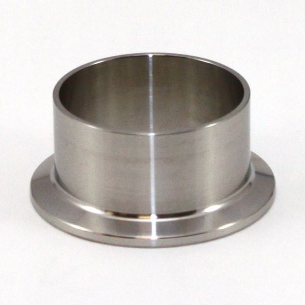 "4.000"" Long Weld Ferrule 304 Stainless (L14AM7)"