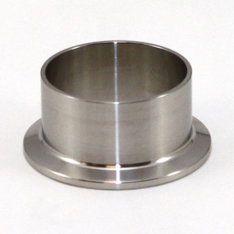 "6.000"" Long Weld Ferrule 304 Stainless Steel"