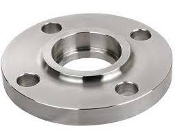 ".500"" (1/2"") 150# Socket Weld, Sch 40S, Raised Face Flange 304L Stainless Steel"