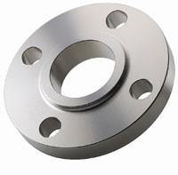".500"" (1/2"") 150# Slip-On, Raised Face Flange 304L Stainless Steel"