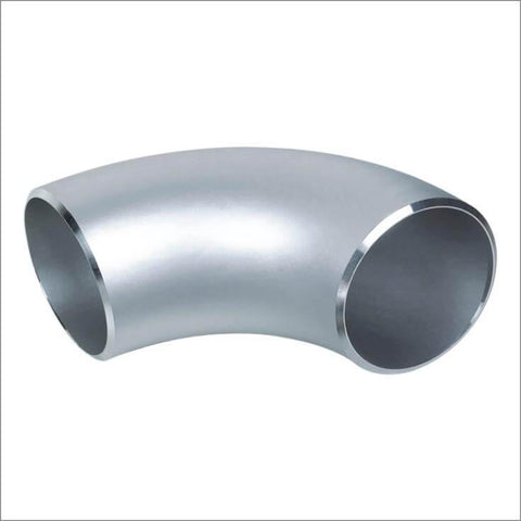 ".500"" (1/2"") 90° Long Radius Elbow Schedule 40 Butt Weld 304L Stainless Steel"