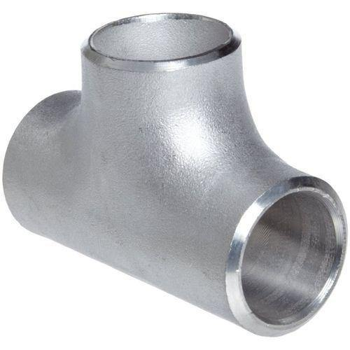 "6.000"" (6"") Tee Schedule 10 Butt Weld 316L Stainless Steel - Ace Stainless Supply"