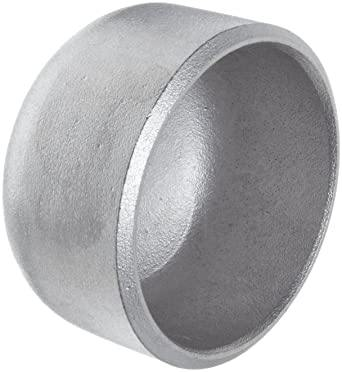 "2.500"" (2-1/2"") Cap Schedule 10 Butt Weld 316L Stainless Steel"