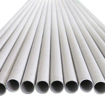 "5.000"" (5"") x 4' Schedule 40 Welded Pipe 304L Stainless Steel"