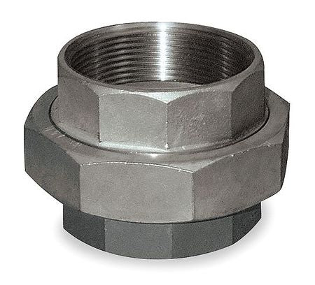 "2.000"" (2"") 150# Union 304 Stainless Steel"