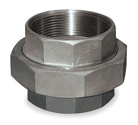 "2.500"" (2-1/2"") 150# Union 316 Stainless Steel"