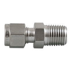 "3/8"" x 3/8"" Male Connector 316"