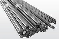 "0.375"" Round Bar 316L x 6' long (2 pieces x 3' long)"