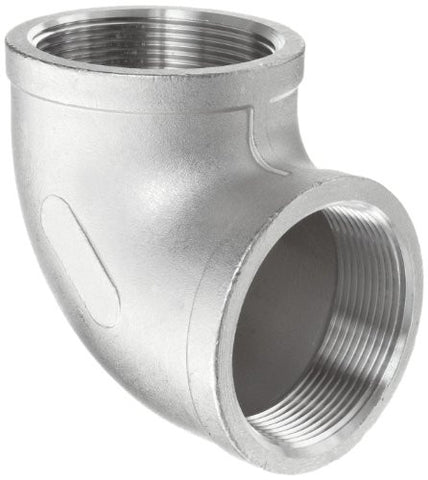 "1/4"" 150# 90° Elbow 304 Stainless"