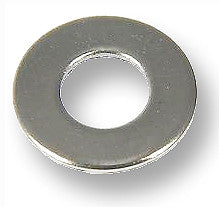 "9/16"" Flat Washer 18-8 Stainless Steel (PKG: 25 pcs)"