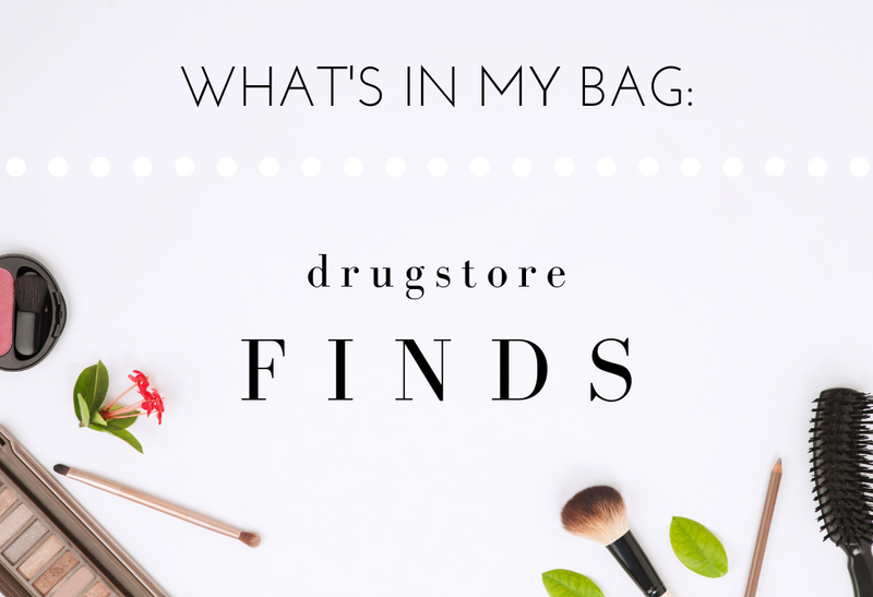 What's in My Bag: Drugstore Finds!-Article & Thread Boutique