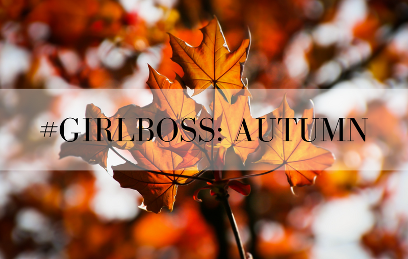 #GirlBoss: Happy (Almost) Fall!-Article & Thread Boutique
