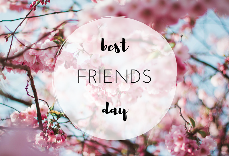 Happy Best Friends Day!-Article & Thread Boutique
