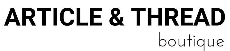 Article & Thread Boutique Logo