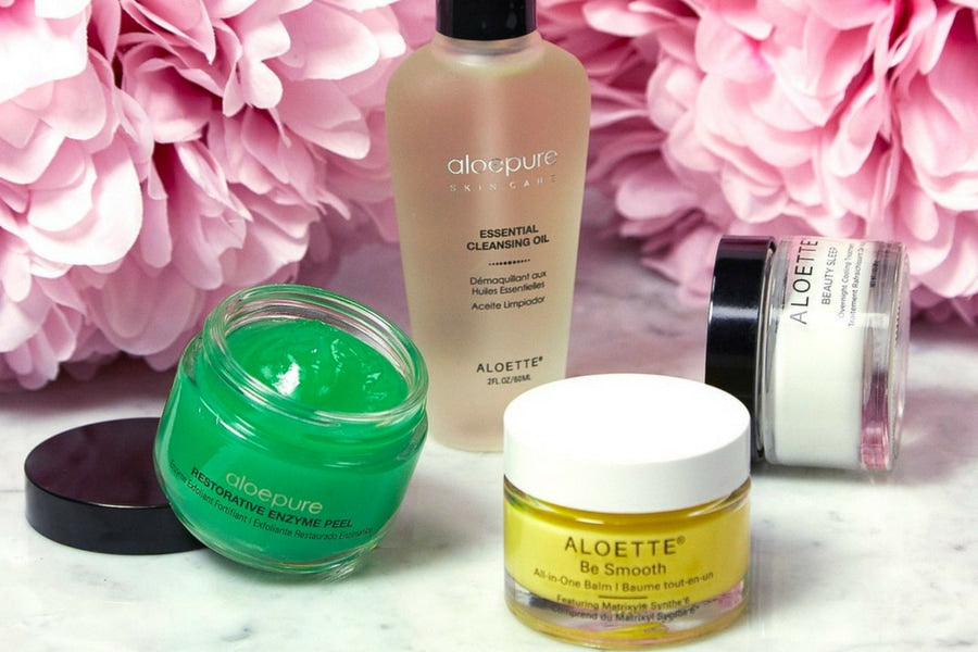 Shop beauty and skin care products by Aloette