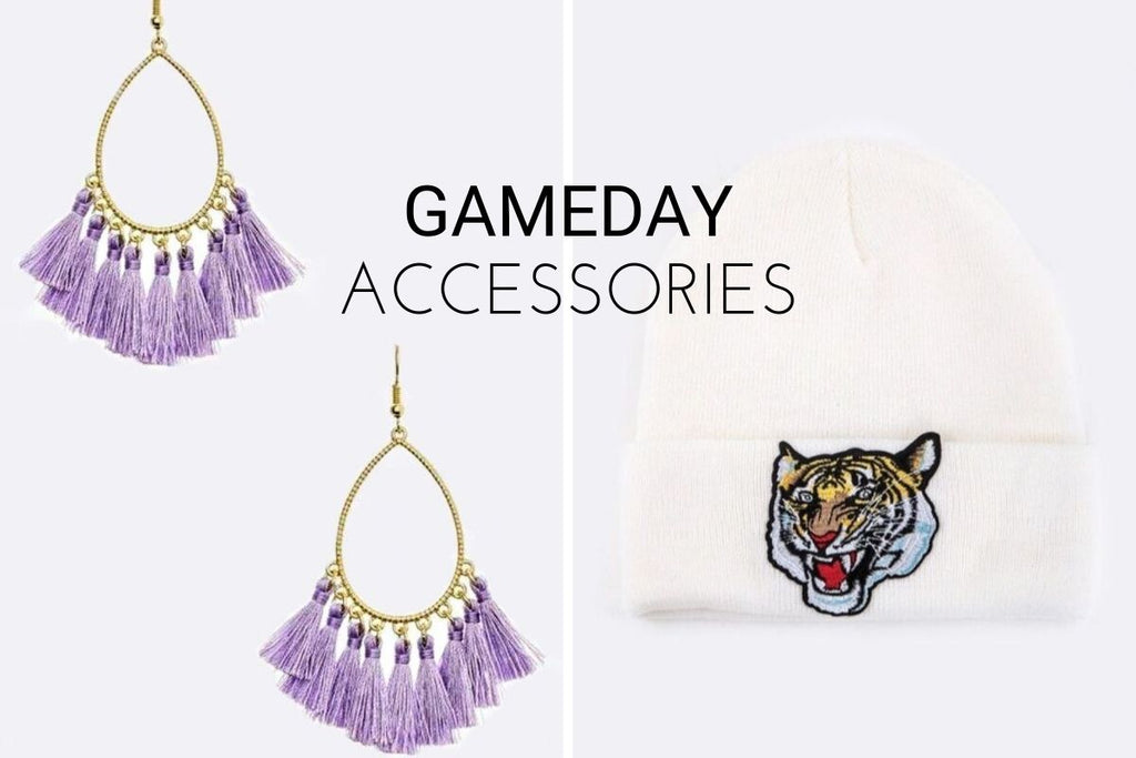 accessories for LSU football