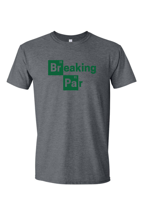 Breaking Par Men's T Shirt-Article & Thread Boutique