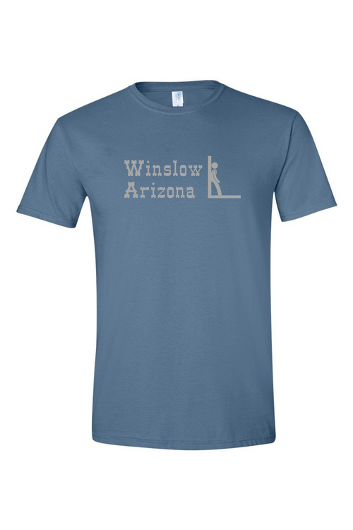 Winslow Arizona Men's T Shirt-Article & Thread Boutique