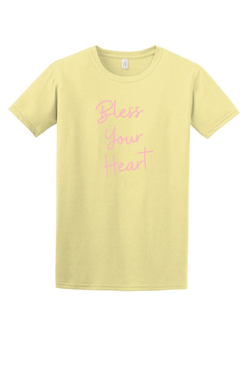 Bless Your Heart Women's T Shirt-Article & Thread Boutique