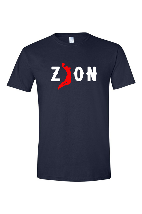 Zion Williamson Dunk Men's T Shirt-Article & Thread Boutique