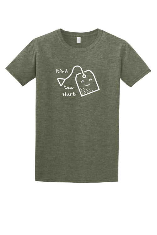 It's A Tea Shirt Women's T Shirt-Article & Thread Boutique
