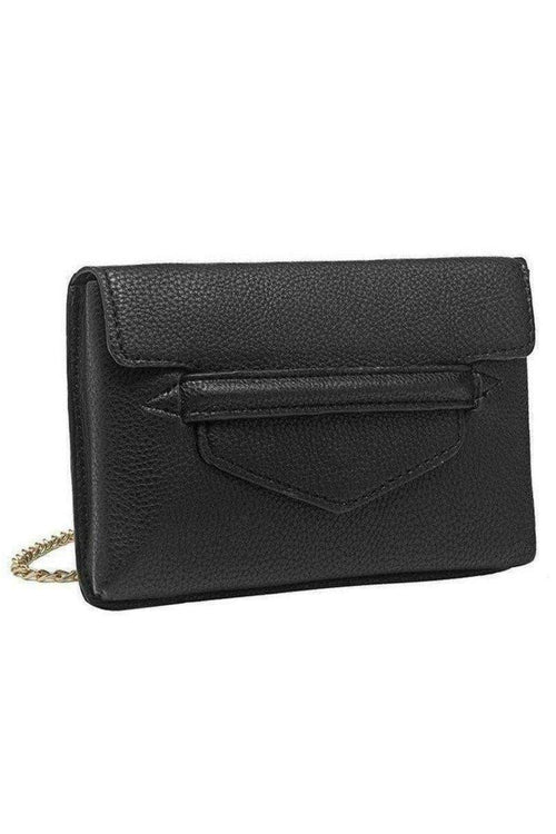 Ada Black Clutch-Article & Thread Boutique