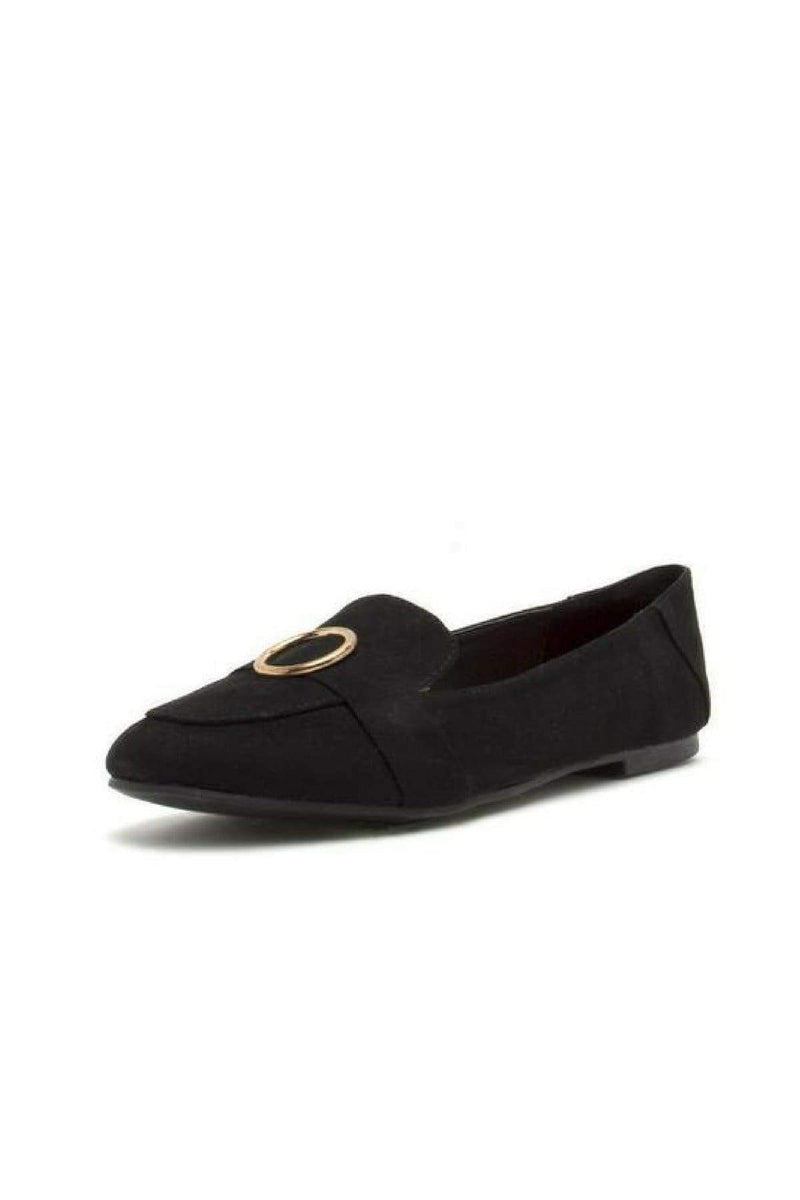 Black Moonlight Loafer-Article & Thread Boutique
