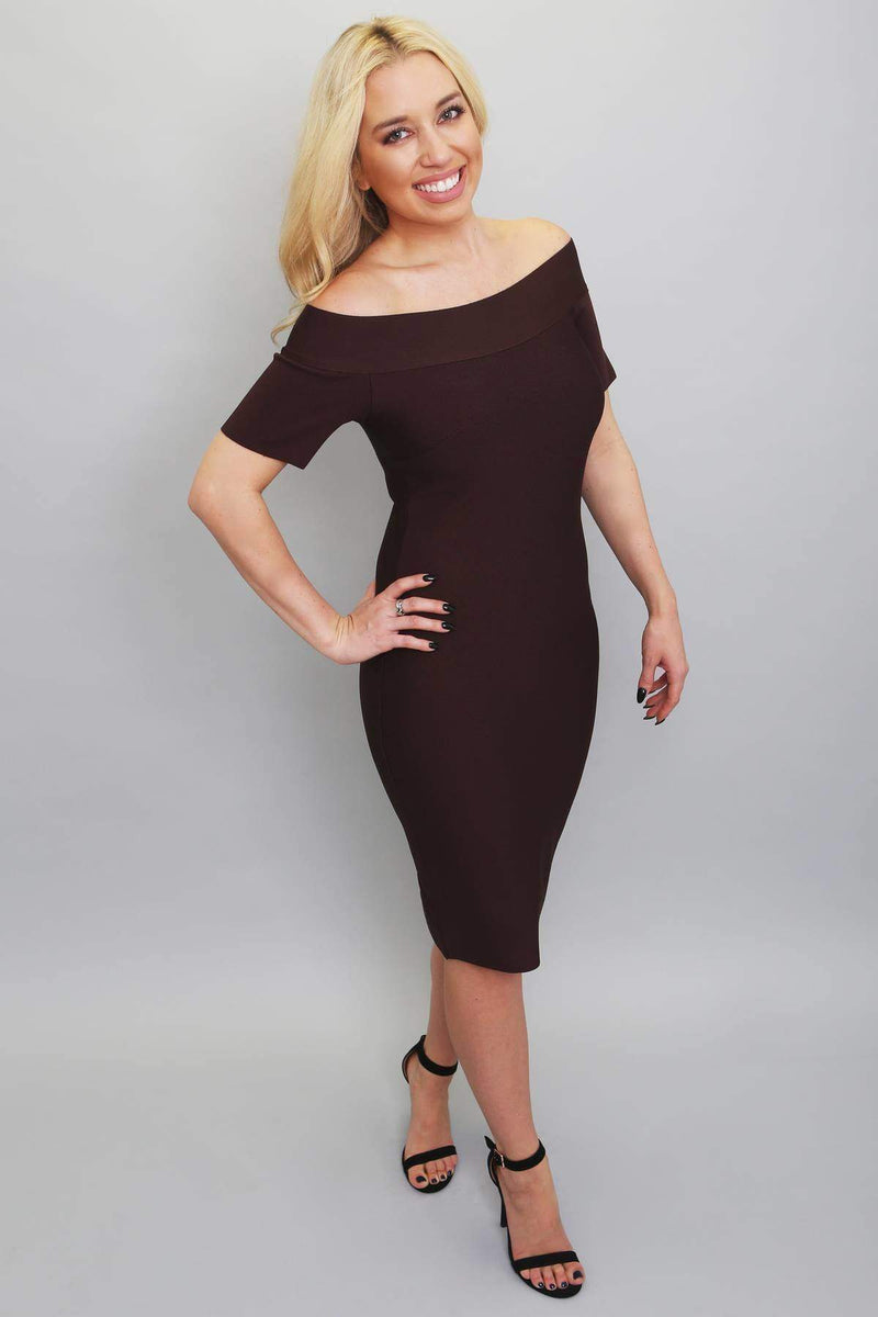 Bodycon Bandage Dress from Dresses Collection