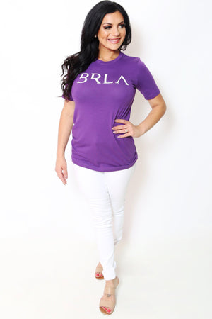 BRLA Relaxed Tee-Article & Thread Boutique