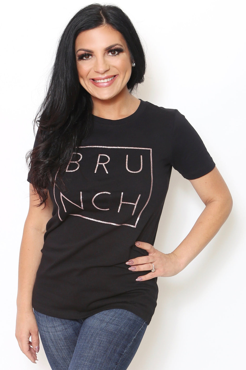 Brunch Relaxed Tee-Article & Thread Boutique