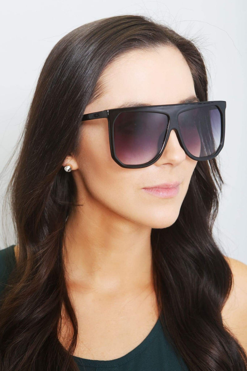 Essential Flat Top Sunglasses-Article & Thread Boutique