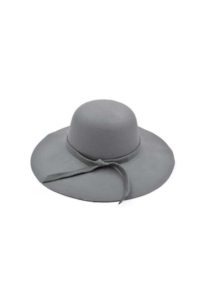 Floppy Knotted Felt Hat-Article & Thread Boutique