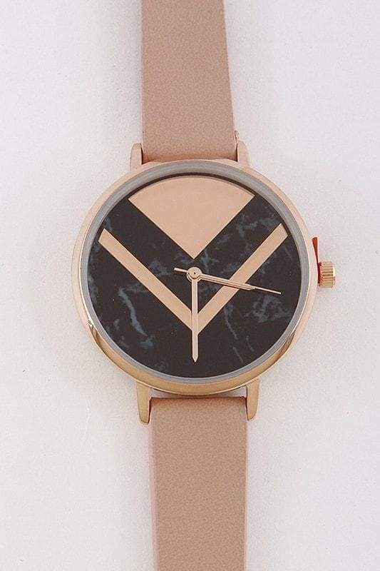 Geometric Triangle Watch-Article & Thread Boutique