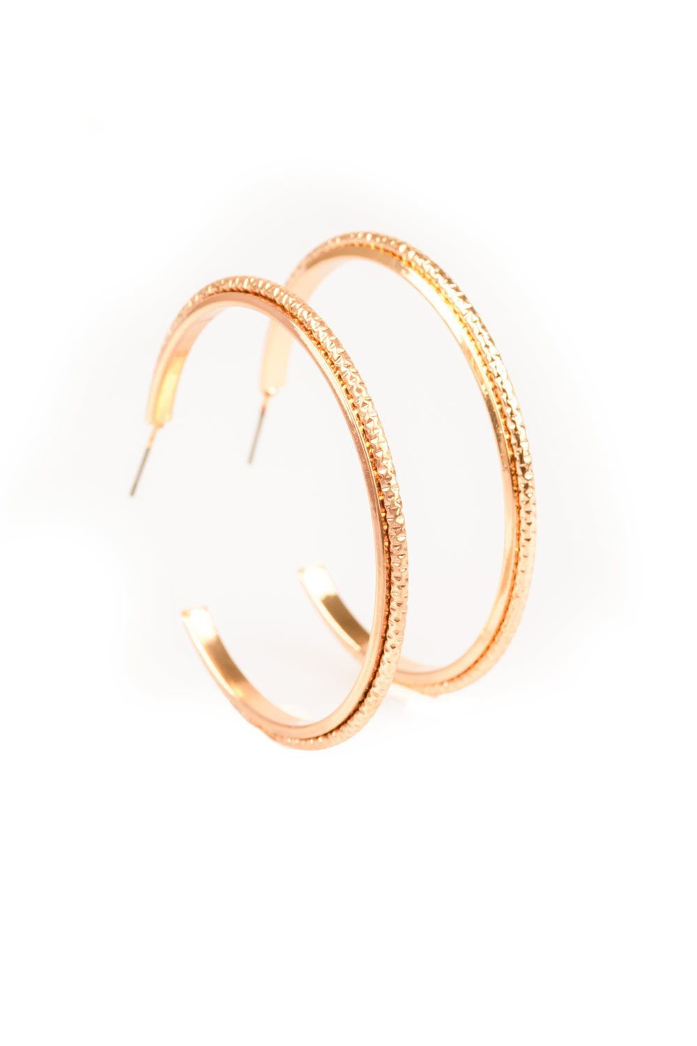 Girl Gang Hoop Earrings-Article & Thread Boutique