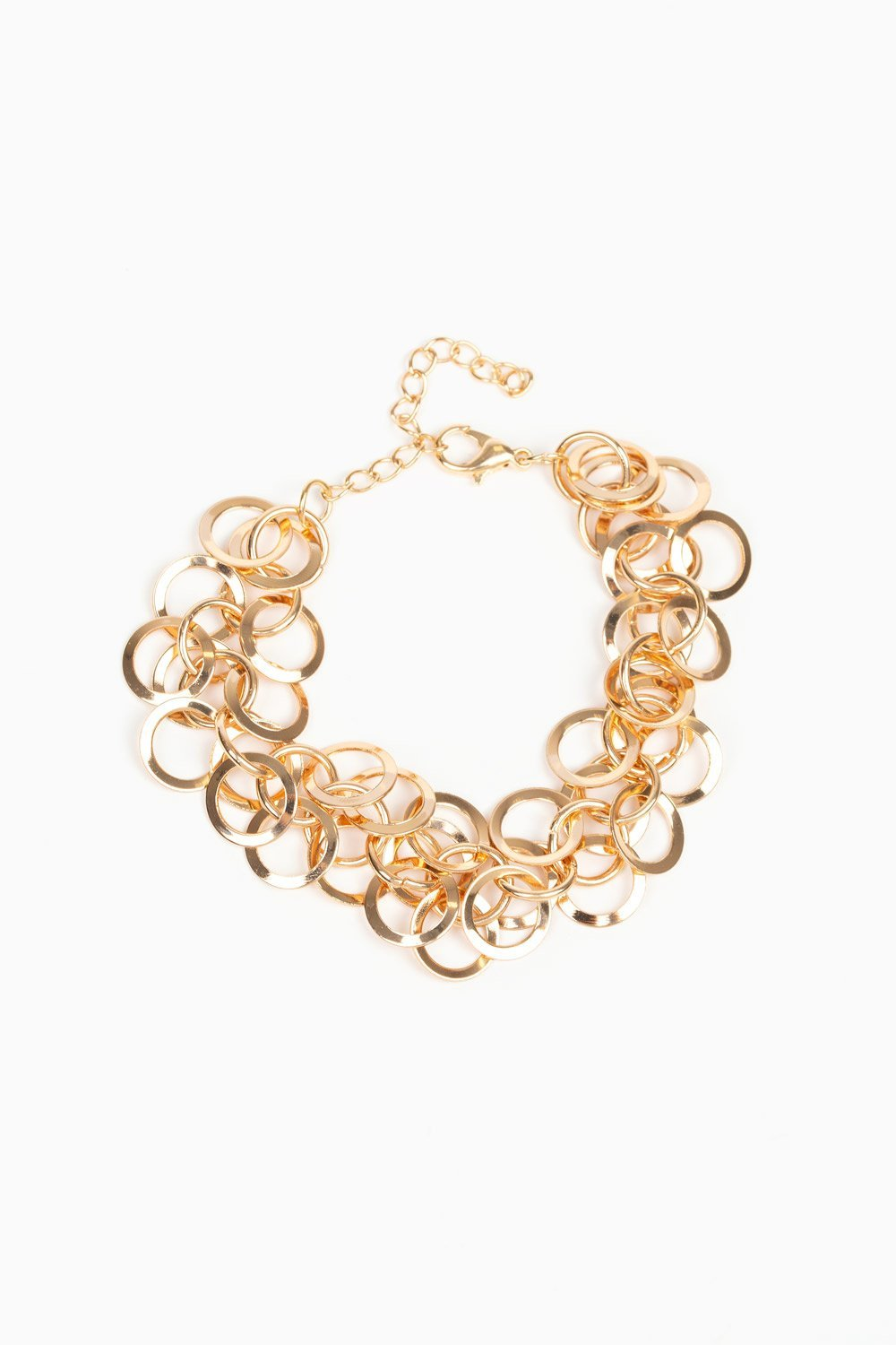 Gold Ring Bracelet-Article & Thread Boutique