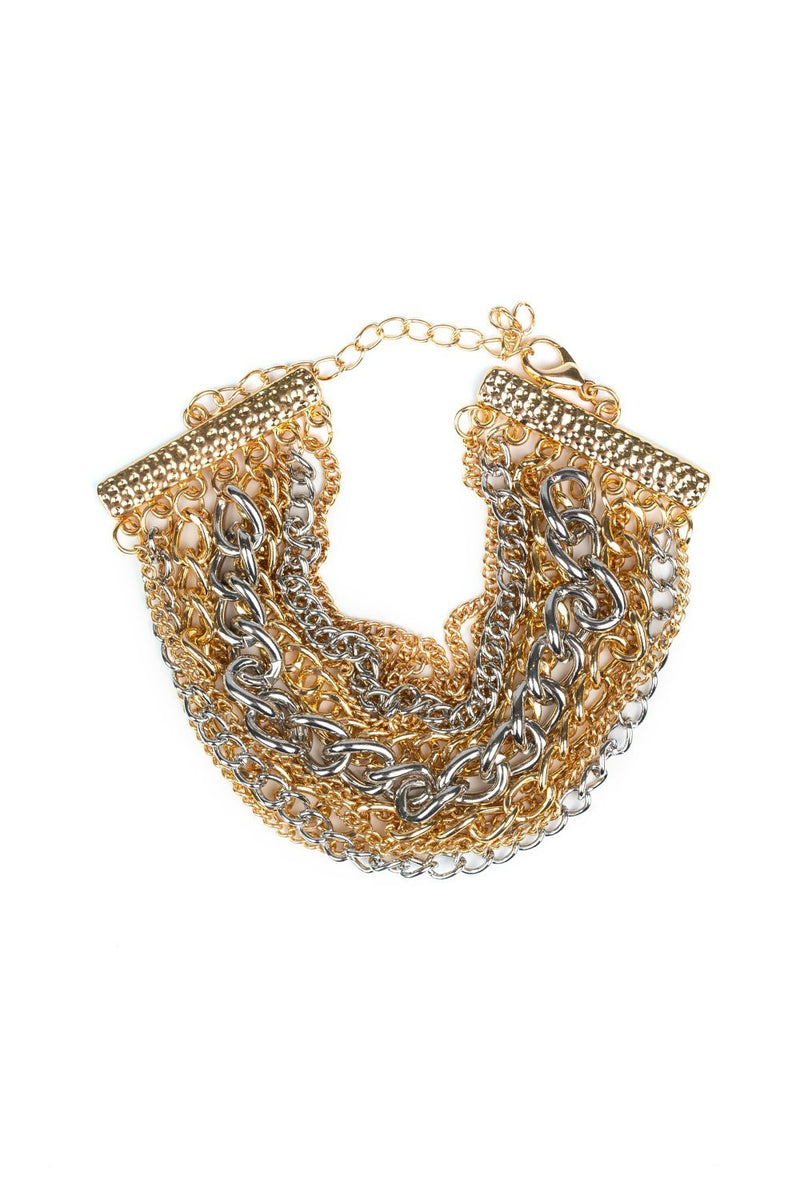 Multi-Layer Chain Bracelet-Article & Thread Boutique