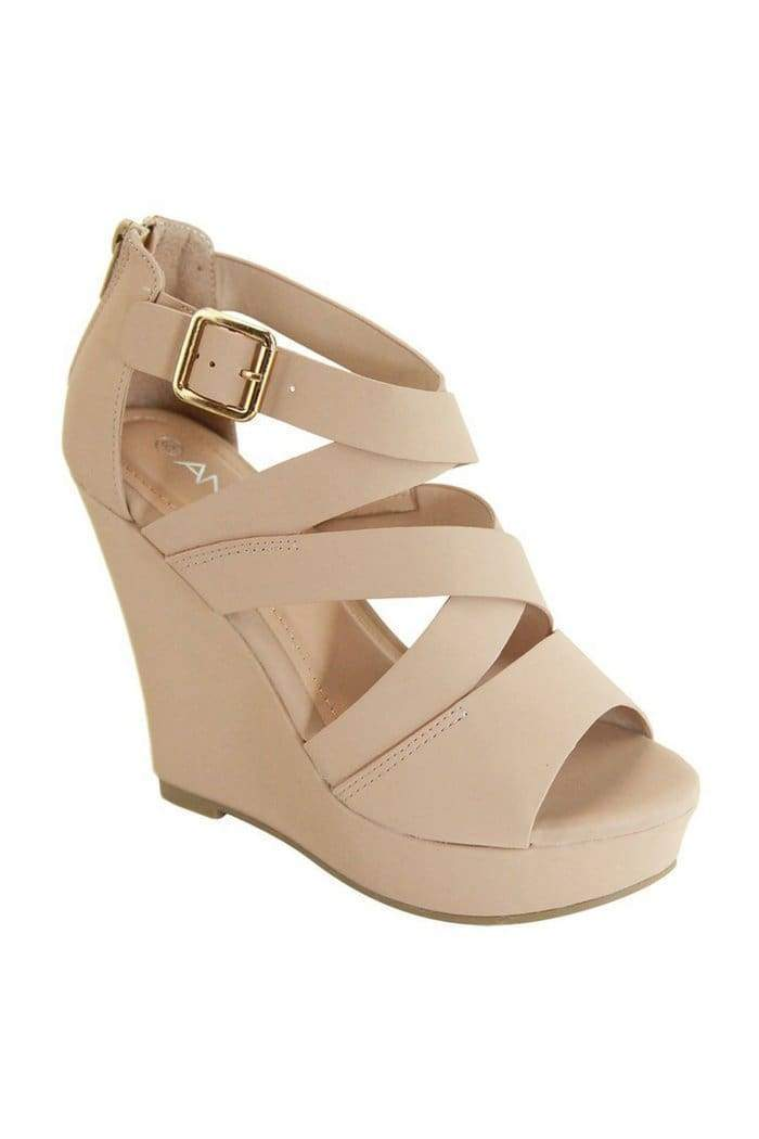 Platform Wedge Sandal-Article & Thread Boutique