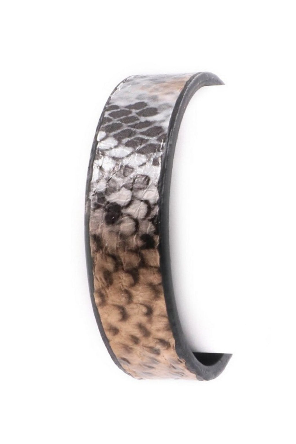 Snake Print Bangle Bracelet-Article & Thread Boutique