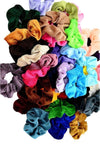 Velvet Elastic Hair Scrunchie-Article & Thread Boutique