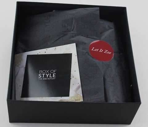Winter 2016 Box of Style